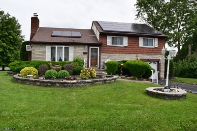 South Bound Brook Boro NJ Single Family Home For Sale: $369,000