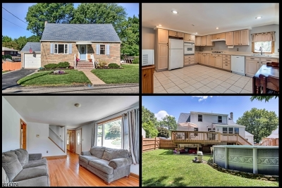 Rockaway Twp. Single Family Home For Sale: 10 Stonybrook Rd