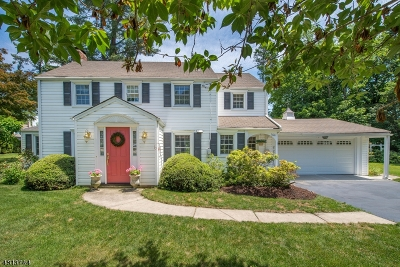 Wyckoff Twp. Single Family Home For Sale: 164 Greenhaven Rd