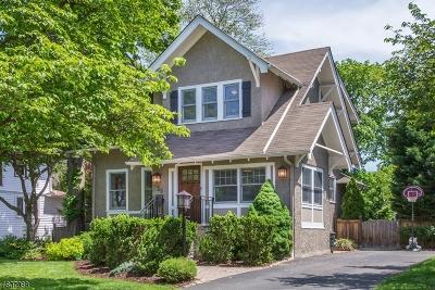 Glen Rock Boro Single Family Home For Sale: 25 Rodney St