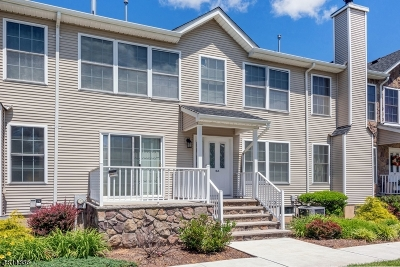 Piscataway Twp. Condo/Townhouse For Sale: 64 Chariot Ct