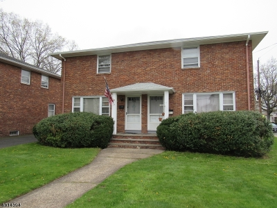 Union Twp. Multi Family Home For Sale: 1076-1078 Burnet Ave