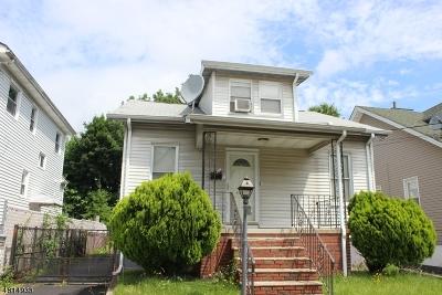 Hillside Twp. Single Family Home For Sale: 547 Buchanan St