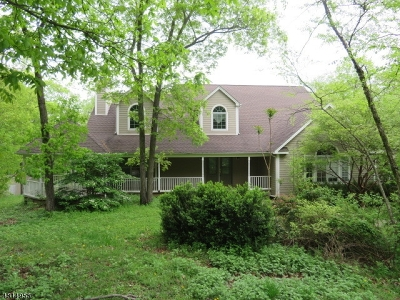 Sparta Twp. Single Family Home For Sale: 527 -a Glen Rd