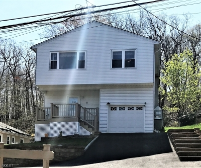 Rockaway Twp. Single Family Home For Sale: 61 Erie Ave