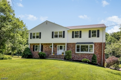 Sparta Twp. Single Family Home For Sale: 341 West Mountain Road