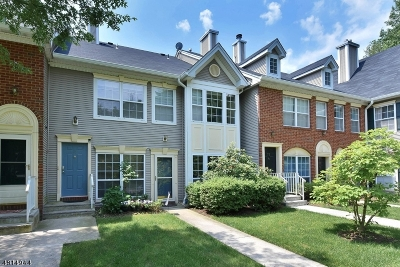 Montville Twp. Condo/Townhouse For Sale: 73 Heritage Ct
