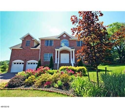 Edison Twp. Single Family Home For Sale: 33 Melbloum Ln