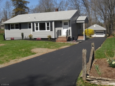 Bridgewater Twp. Single Family Home For Sale: 18 North Ave