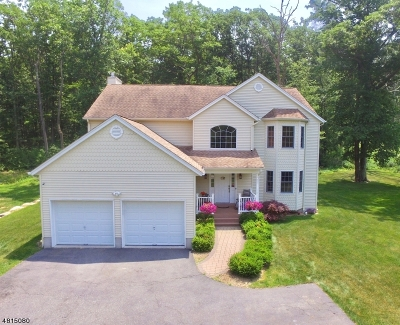 Rockaway Twp. Single Family Home For Sale: 1078 Green Pond Rd