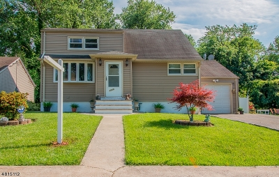 Union Twp. Single Family Home For Sale: 1556 Elaine Ter