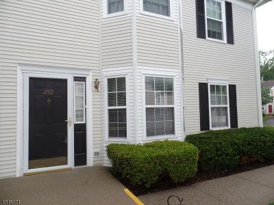 Bridgewater Twp. NJ Rental For Rent: $2,200
