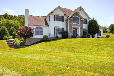 Raritan Twp. Single Family Home For Sale: 6 Regal Way