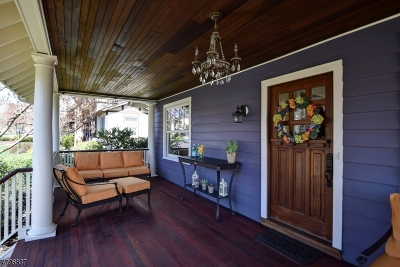 WestField Single Family Home For Sale: 402 Lenox Ave