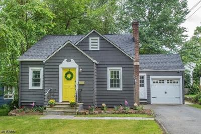 Livingston Single Family Home For Sale: 21 Sterling Dr