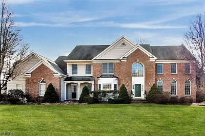 Randolph Twp. Single Family Home For Sale: 53 Quail Run
