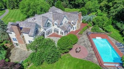 Mendham Boro Single Family Home For Sale: 8 Cromwell Ln