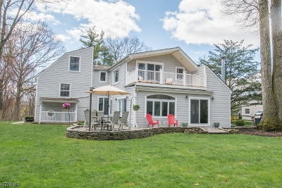 Mountain Lakes Boro Single Family Home For Sale: 9 Hanover Rd