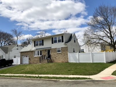 Union Twp. Single Family Home For Sale: 1286 Dartmouth Ter