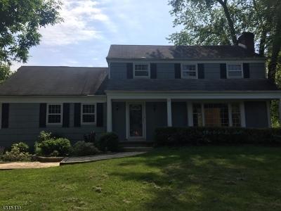 Bridgewater Twp. NJ Single Family Home For Sale: $747,000
