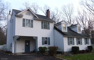 Hillsborough Twp. NJ Single Family Home For Sale: $221,900