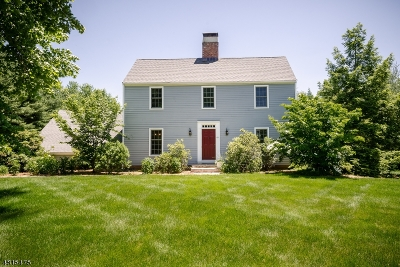 Montgomery Twp. Single Family Home For Sale: 43 Sweetwater Dr