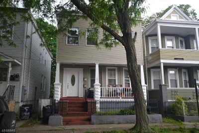 Clifton City Multi Family Home For Sale: 27 James St