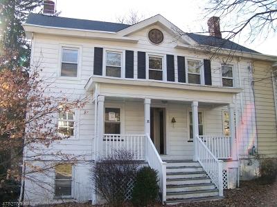 Glen Gardner Boro, Hampton Boro Single Family Home For Sale: 38 Main St