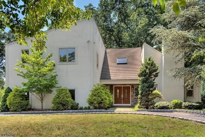 Parsippany-Troy Hills Twp. Single Family Home For Sale: 19 Penn Rd
