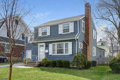 Chatham Boro Single Family Home For Sale: 33 N Summit Ave