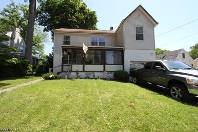 Hawthorne Boro Single Family Home For Sale: 209 Washington Ave