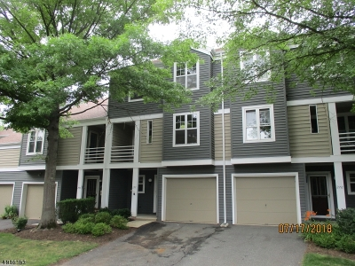 Bridgewater Twp. Condo/Townhouse For Sale: 277 Greenfield Rd