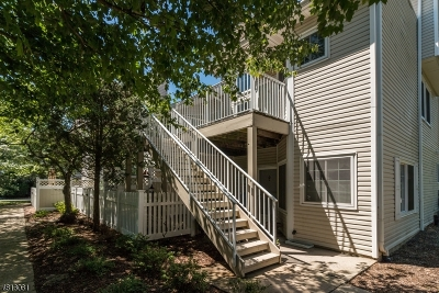 Bedminster Twp. NJ Condo/Townhouse For Sale: $315,000