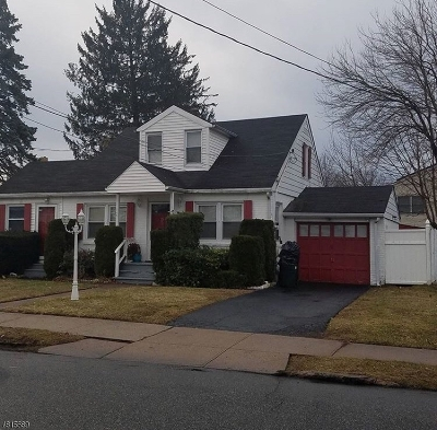 Passaic County Single Family Home For Sale: 95-97 Emerson Ave