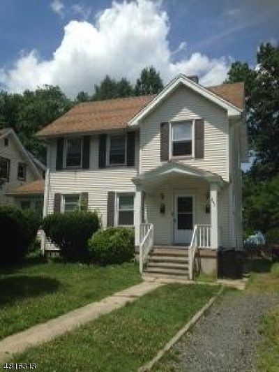 Bound Brook Boro Multi Family Home For Sale: 245 Chestnut St