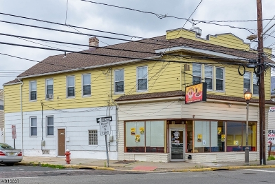 Hillside Twp. Commercial For Sale: 1278 Liberty Ave #2