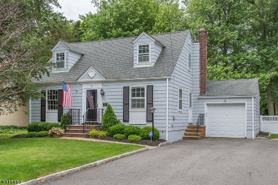 Chatham Boro Single Family Home For Sale: 91 Kings Rd