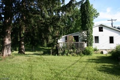 Glen Gardner Boro, Hampton Boro Single Family Home For Sale: 18 Lackawanna St