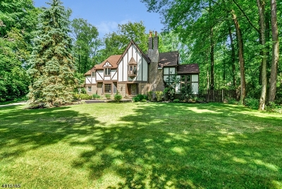 Readington Twp. Single Family Home For Sale: 3 Campbells Brook Rd