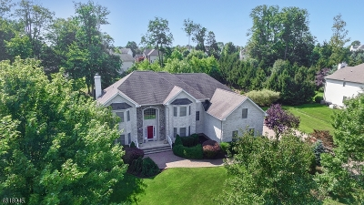 Warren Twp. Single Family Home For Sale: 6 Teakwood Court