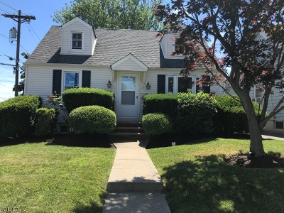 Clifton City Multi Family Home For Sale: 21 Delawanna Ave