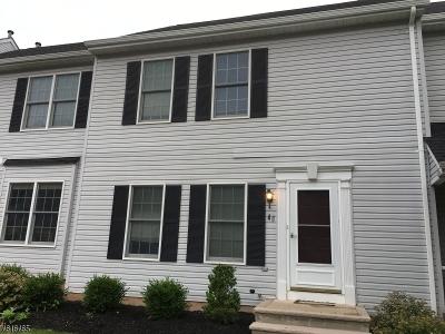 Branchburg Twp. NJ Rental For Rent: $1,900
