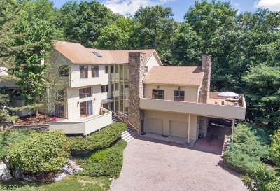 Boonton Twp. Single Family Home For Sale: 7 Eagle Rock Dr