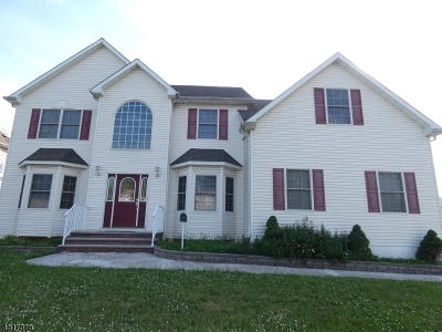 Piscataway Twp. Single Family Home For Sale: 1106 Washington Ave