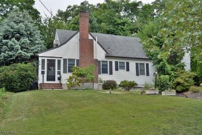 Glen Rock Boro Single Family Home For Sale: 174 Sycamore Ter