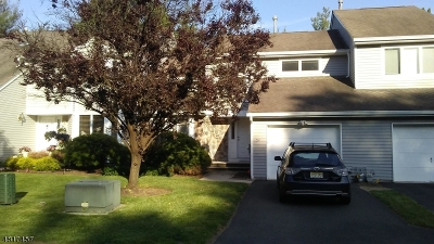 Wayne Twp. Condo/Townhouse For Sale: 39 Matthew Rd