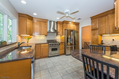 Berkeley Heights Single Family Home For Sale: 237 River Bend Rd