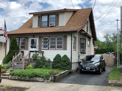 Woodland Park Single Family Home For Sale: 52 Pompton Ave