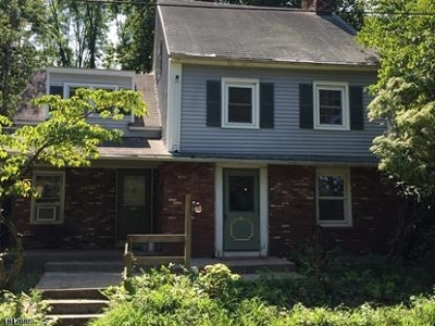 Readington Twp. Multi Family Home For Sale: 38 Old Hwy 28