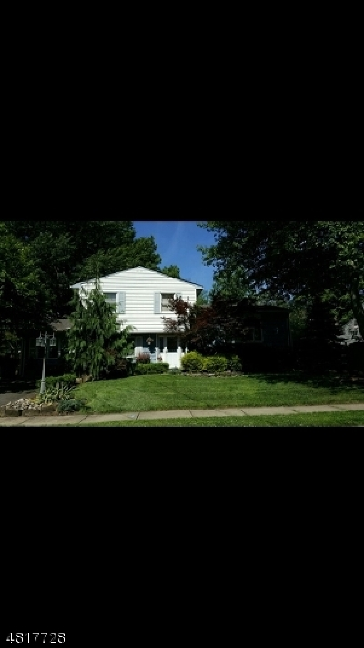 Edison Twp. Single Family Home For Sale: 6 Mc Ginnis Rd
